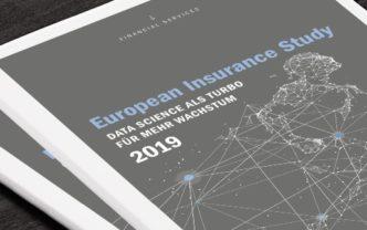 europäische Stdie Versicherungen digital Digitalisierung data