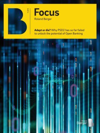 Roland Berger PSD2 Studie Open Banking