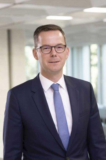 LBS Westdeutsche Landesbausparkasse: Frank Demmer (Digitalisierung, IT und Prozessmanagement) wird ab Mai 2020 in den Vorstand aufrücken.
