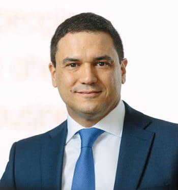 Daniel Llano Manibardo (45), neuer Vorstand der ING Deutschland<q>ING Deutschland
