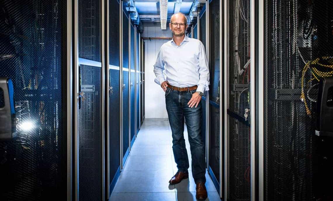 Gunnar Woitack, Chief Information Security Officer (CISO) der EOS Gruppe