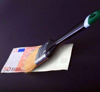 Nur noch 55.200falsche Euro- Banknoten - doch doppelt so viele 200-€-Fälschungen