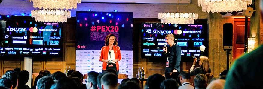 PEX20 - Stranger Payments: Dynamisch, Bedeutsam, High-End für 100 ausgewählte Payment Manager