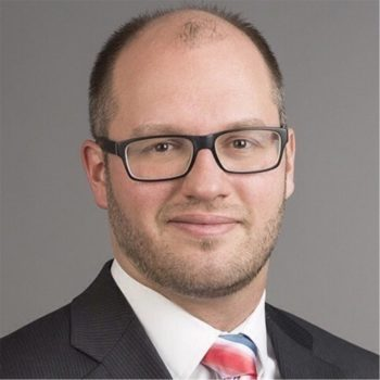 Thomas Schmerling EY - beteiligt am Free Insurance Data Initiative FRIDA