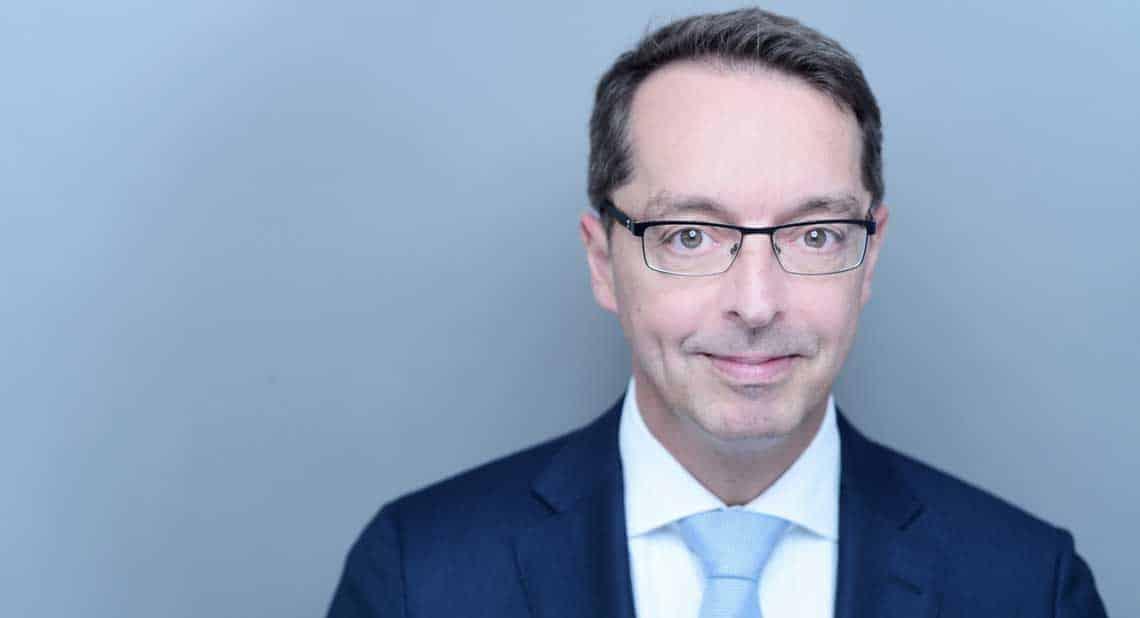 Enrico Franz - Neuer CDO bei Leue & Nill