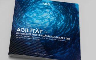 """zeb Agile Readiness Study. Weiterer Text über ots und www.presseportal.de/nr/119614 / Die Verwendung dieses Bildes ist für redaktionelle Zwecke honorarfrei. Veröffentlichung bitte unter Quellenangabe: """"obs/zeb"""""""