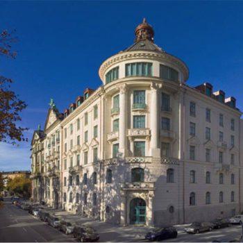 Bankhaus von des Heydt, München
