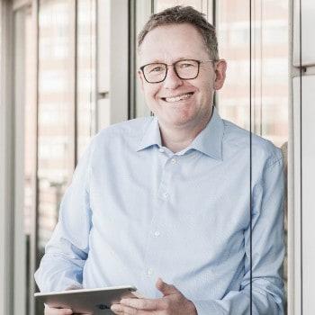 Dr. Christian Kastner, Geschäftsführer der Star Finanz