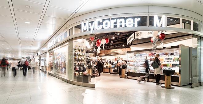 Die Wirecard-Lösung ist im MyCorner-Shop installiert