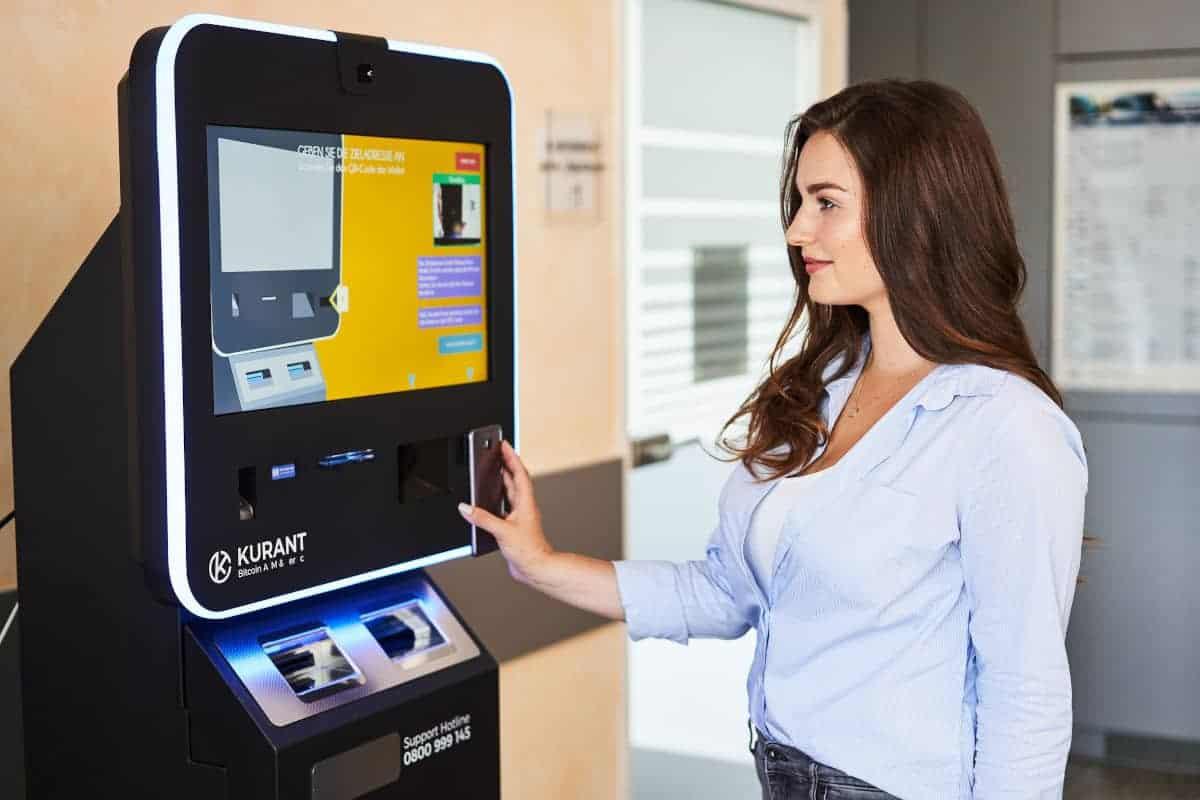 Österreich (FMA) segnet Bitcoin-Automaten von Kurant ab