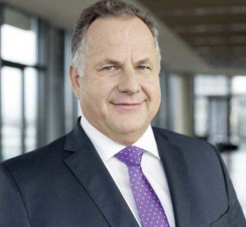 Eckhard Lüdering, Vorstand der apoBank