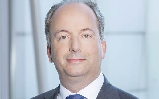 Nikolaus von Wuthenau, Bereichsvorstand Group Delivery Center der Commerzbank