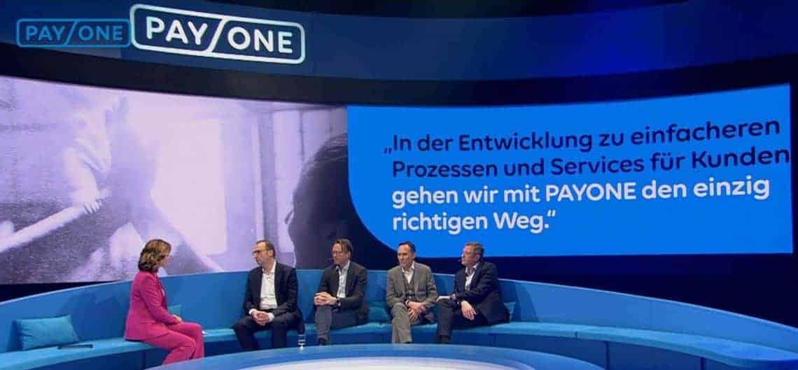 Üppige PayOne-Videopräsentation