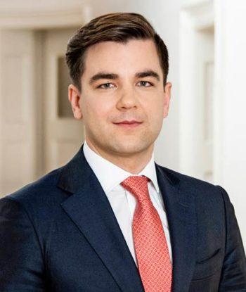 Philipp Doppelhammer, Geschäftsführer Bankhaus von des Heydt