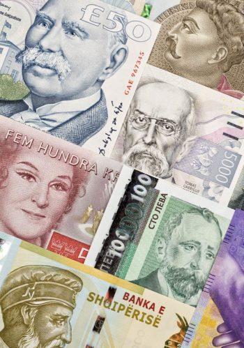 Zahlungen: EU Preisverordnung für Fremdwährungsgebühren