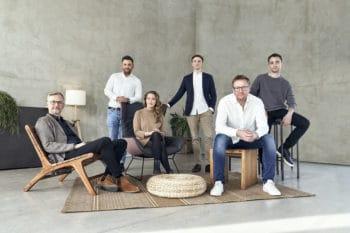 Das Management-Team von Penta.<q>Alfa