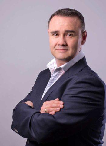 Christopher Schmitz, EMEIA FinTech Leader bei EY