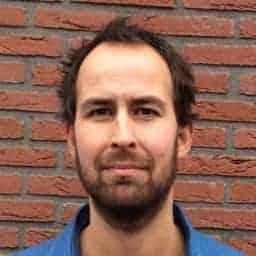 Hugo Bongers, Leiter von ABN AMRO Ventures