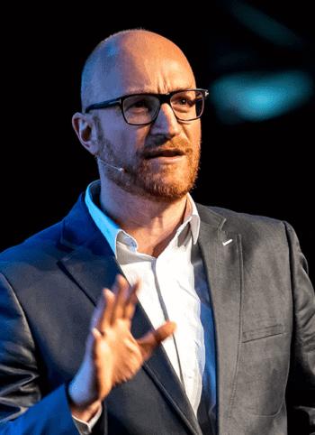 """Jouk Pleiter, CEO Backbase: """"Banken im Gefängnis-Paradigma? Wie sich Banken von den Fußangeln der Vergangenheit lösen können"""""""