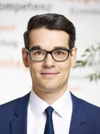 Spezialist für Robo-Advisor : Yves Wüppenhorst ist Expert Consultant bei Cofinpro<q>Cofinpro