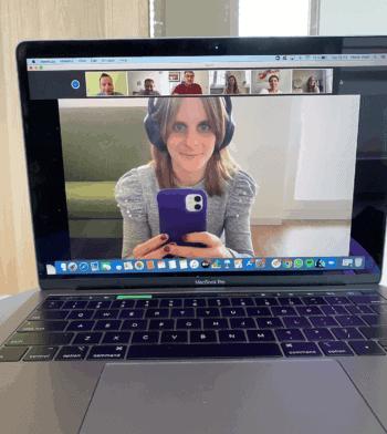 Videokonferenz von SumUp <q>SumUp