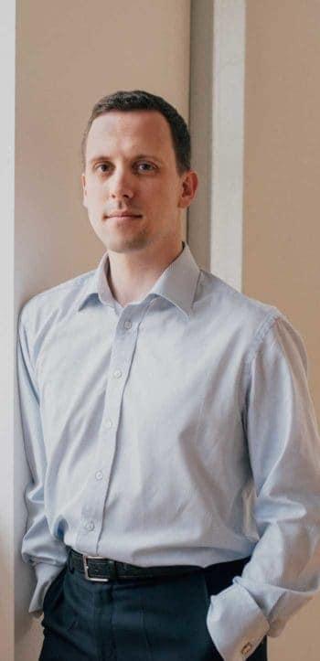 Vertraut auf Kryptowährungen: Andy Bryant, COO von bitFlyer Europe