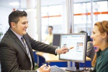 Jetzt online – später auch in Filialen und Service-Centern: Der Versicherungsmanager ist als Multi-Channel-Tool konzipiert. <q>DEVK/Jürgen Naber