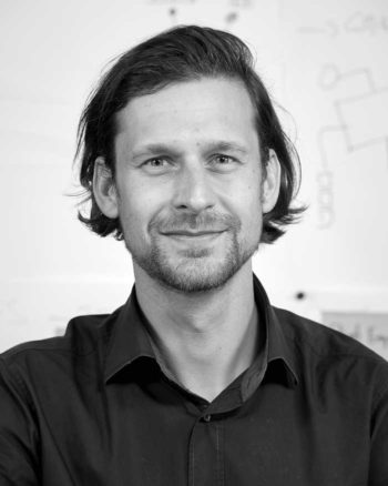 Gery Zollinger, Head of Data Science & Analytics bei Avaloq
