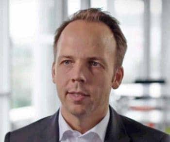 Markus Pertlwieser, Leiter des Digitalgeschäfts der Privatkundengeschäfts der Deutschen Bank