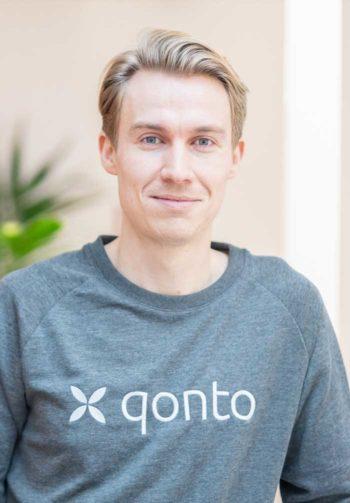 Philipp A. Pohlmann, Country Manager Deutschland Qonto