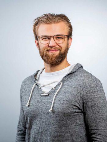 neuer Online-Weg für Konferenzen: Sascha Sychov, Leiter IT und Business Developer, FCH Gruppe
