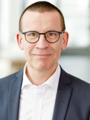 Andreas Schelling, ab Januar 2021 Vorsitzender der Geschäftsführung der FI