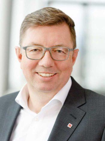 Detlev Klage wird stellvertretender Vorsitzenden der Geschäftsführung der Finanz Informatik<q>FI