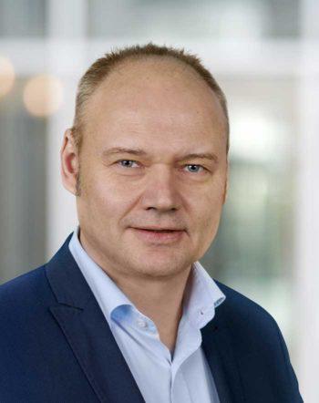 """Martin Beyer ist Vorstandssprecher und verantwortet das Ressort """"Finanzen und Kundenservice"""" der Fiducia & GAD IT"""