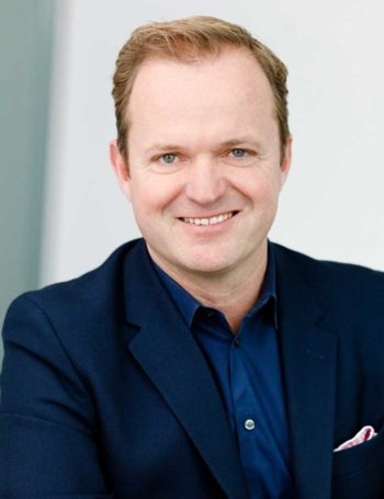 Peter Bakenecker, Division President für Deutschland und die Schweiz
