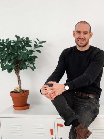 Michael Schweikart, Gründer und CEO von Tomorrow Banking<q>Tomorrow