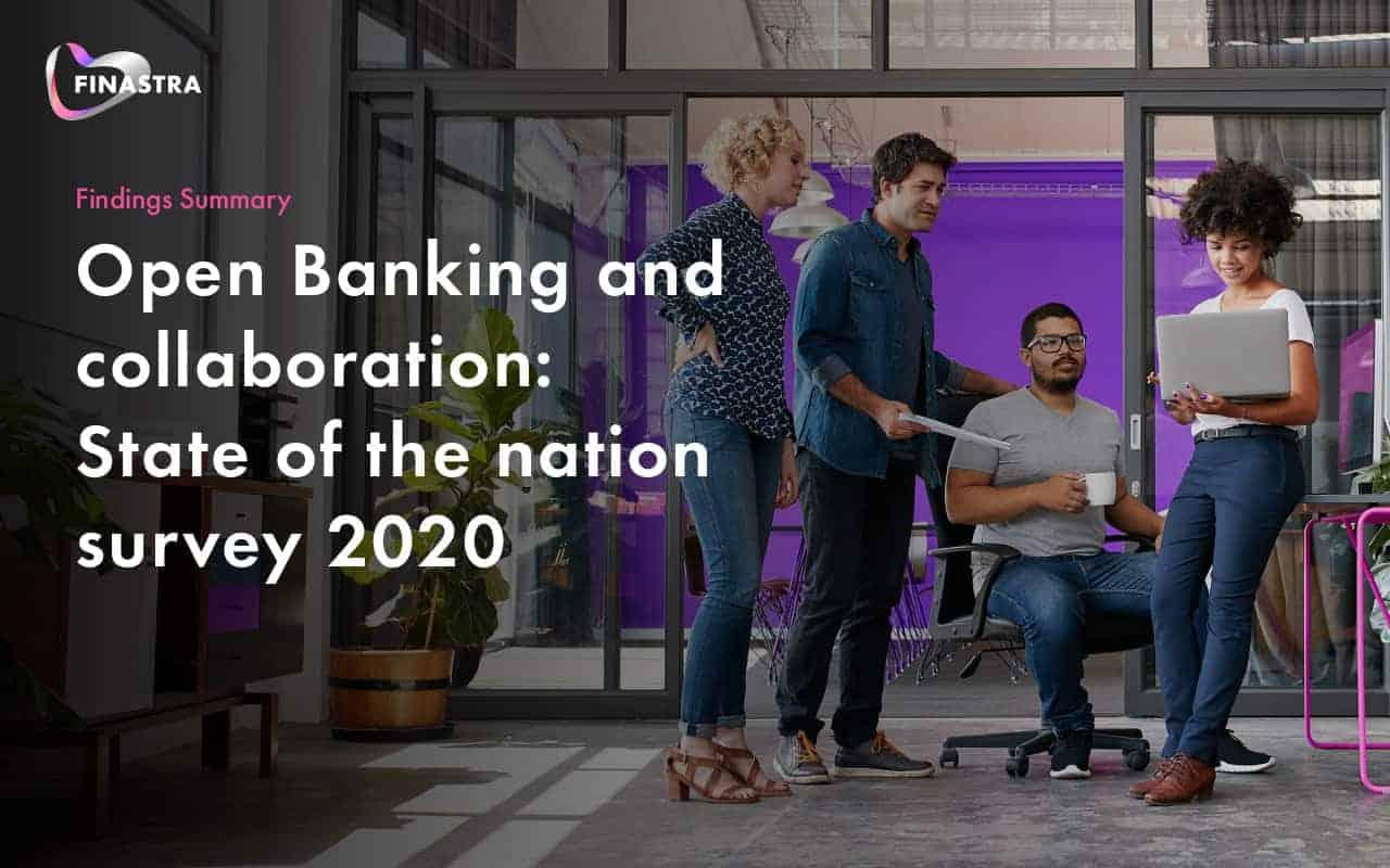 Ein detailreiches Bild zeichnet die Finastra-Studie zu Open Banking und Kollaboration in der Finanzbranche. <q>Finastra