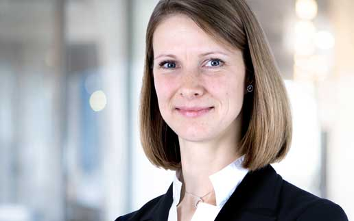 Caroline Jenke,  Chief Legal and Regulatory Officer bei FinTecSystemsFinTecSystems