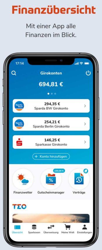 Multi-Banking-Plattform