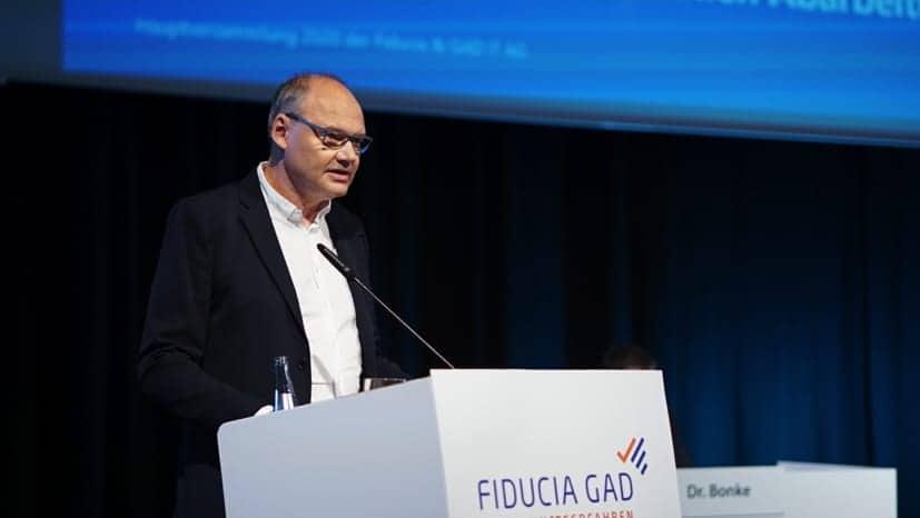 Martin Beyer, Vorstandssprecher der Fiducia & GAD IT über den Wandel vom IT-Dienstleister zum zentralen Digitalisierungspartner.<q>Fiducia & GAD IT
