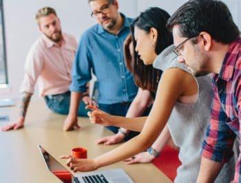 Das Fintech-Express-Programm soll die Zusammenarbeit mit Start-ups beschleunigen. <q>Mastercard