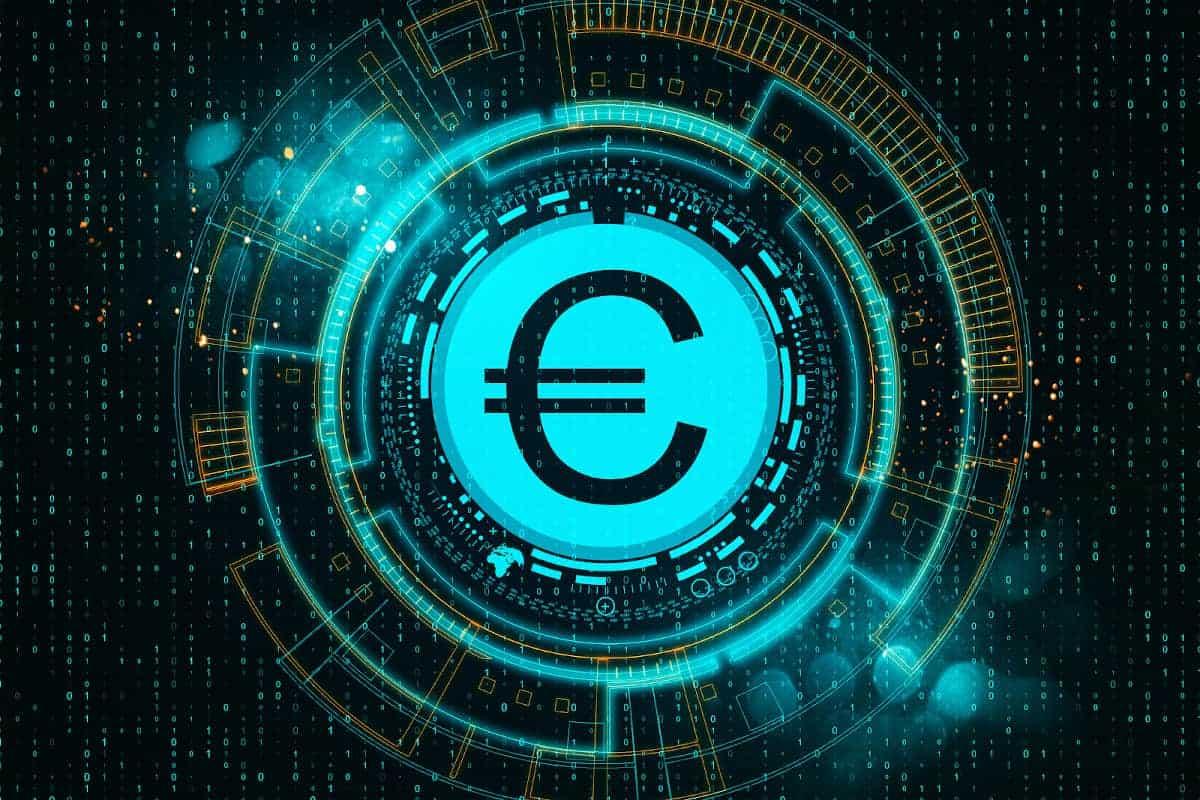 Wann kommt der digitale Euro? Mehr heute um 16:30 h im Online-Stream.<q>Peshkov / Bigstock