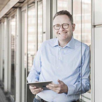 Setzt auf KI im Support: Dr. Christian Kastner, Geschäftsführer der Star Finanz