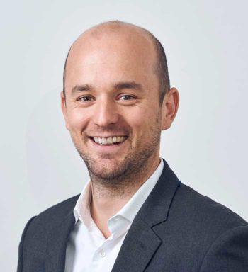 Benedikt Kalteier, Head of Strategy und Vorstandsmitglied Generali Deutschland Versicherung