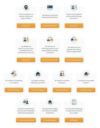Mit zahlreichen Funktionen hat die Immobilienbank ihren Kundendialog digitalisiert.<q>MünchenerHyp