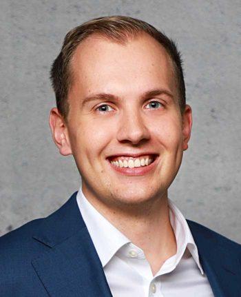Malte Lange, Produktverantwortlicher Data Analytics, Finanz Informatik