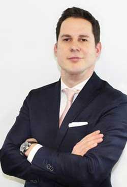 Timo Lehne, Geschäftsführer von SThree