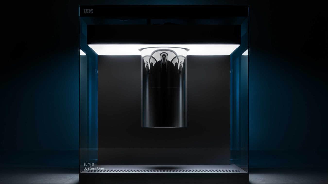 Quanten-Computer bedrohen die Cybersecurity <Q>IBM