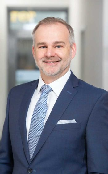 Jörg Hossenfelder, Lünendonk-Geschäftsführer
