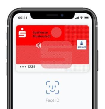 Mit dem nächsten Entwicklungsschritt entfallen einige Beschränkungen der Sparkassen-Card beim Apple Pay. <q>DSGV